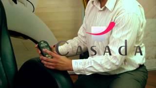 Массажное кресло Smart II от Casada Украина в инетрнет- магазине amed.com.ua(, 2015-09-15T20:32:42.000Z)