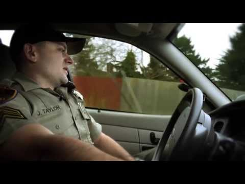 Ridealong with the Humboldt County Sheriff's Office