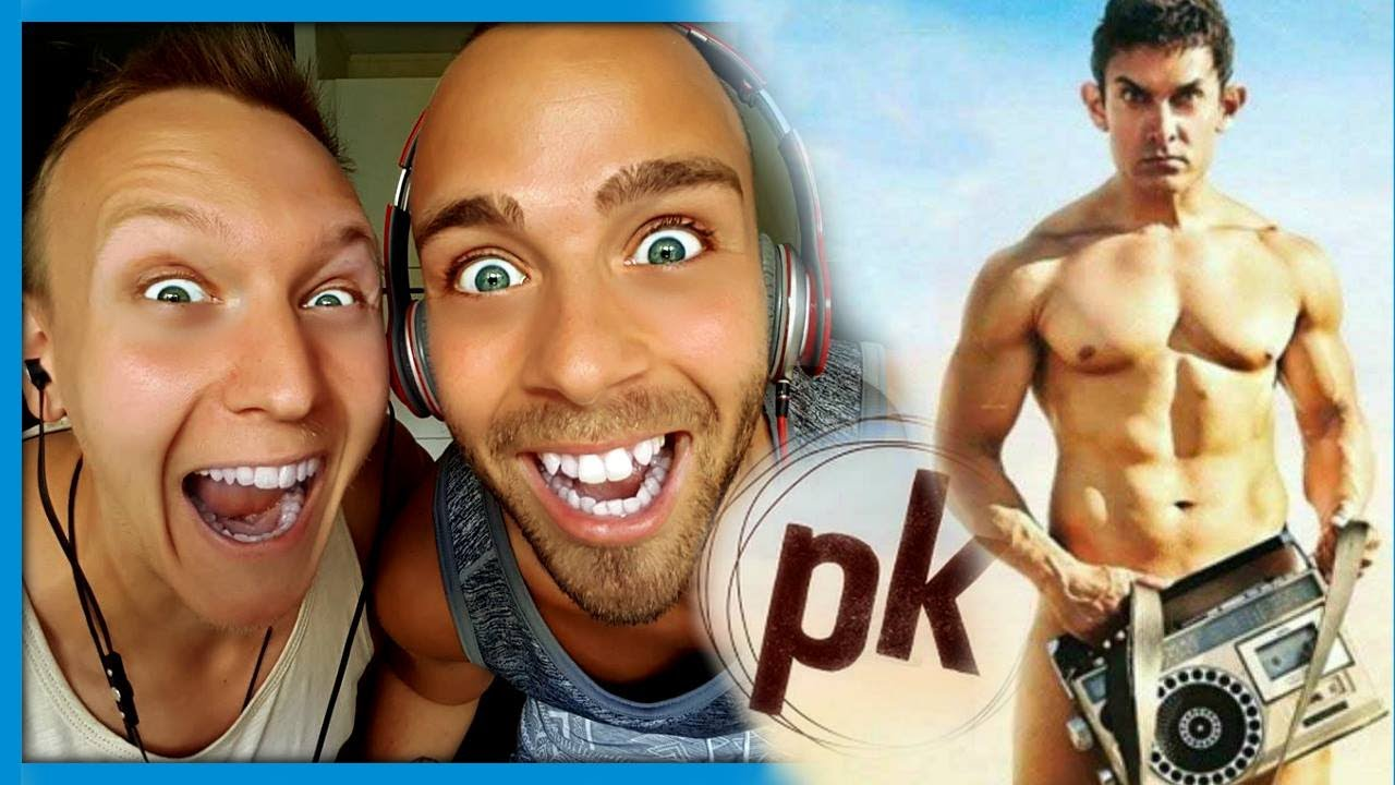 Download PK Official Teaser Trailer 1 (2014) - Comedy Movie HD | Trailer Reaction Video by RnJ