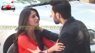 On Location Of TV Serial Ishqbaaz 39 Shivaay Pacifies Anika