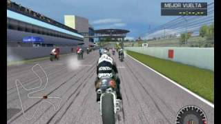 MotoGP 2 Gameplay
