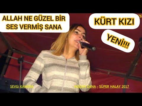 HOZAN ZANA = Süper Halay YENİ!!! 2017