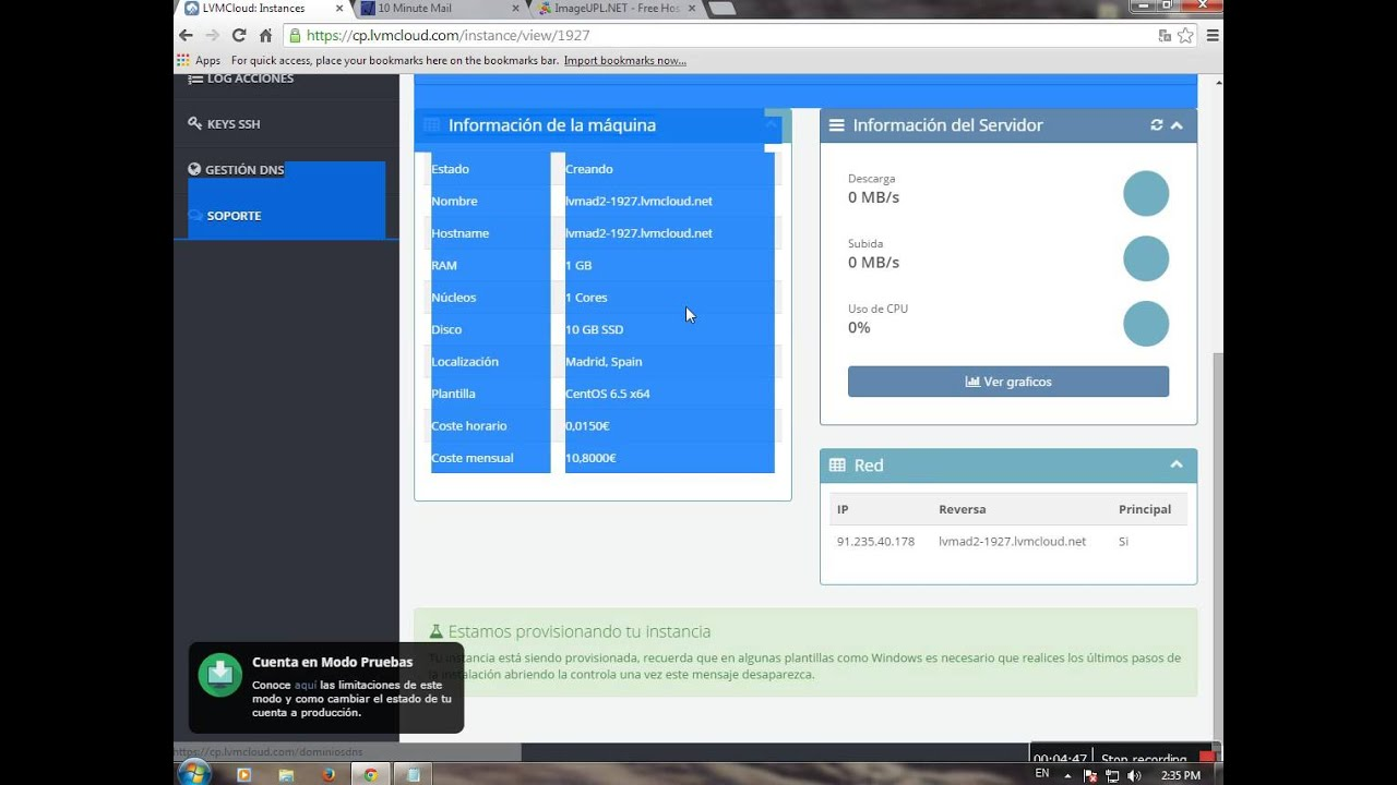 How to get Free Root Linux and VPS Windows 2015 - YouTube