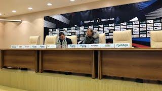 «Динамо» - «Локомотив»: пресс-конференция Юрия Семина