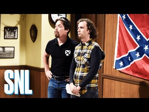 Neo-Confederate Meeting - SNL