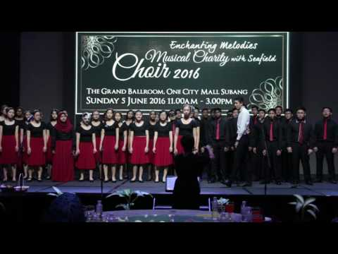 Seafield Choir - Jekyll And Hyde Medley | Charity Musical 2016