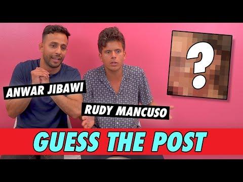 Rudy Mancuso vs. Anwar Jibawi - Guess The Post