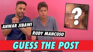 Rudy Mancuso vs. Anwar Jibawi  Guess The Post