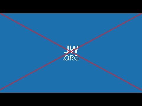 JW.ORG Banned In Russia Zapreshchena V Rossii