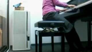 「月刊Piano」のアレンジ楽譜を使っています。