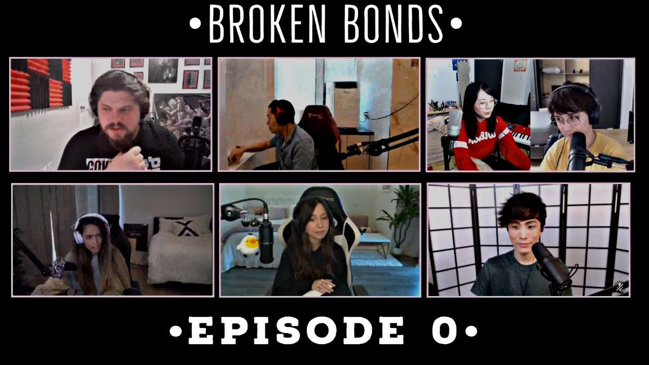 [D&D] Broken Bonds - Episode 0 | Michael, Toast, QuarterJade, Sykkuno, Valkyrae & Arcadum