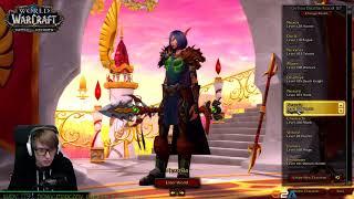 DOBRZE ŻE NIE MA PVP GEARU? - World of Warcraft: Battle for Azeroth
