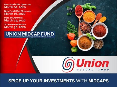 Union Midcap Fund NFO Video