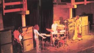 The Who - Bony Moronie -  Live at the Young Vic, April 26, 1971
