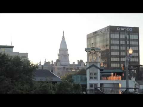 Downtown Lafayette - West Lafayette, Indiana