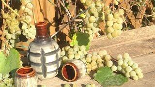 Чача из виноградных выжимок в домашних условиях