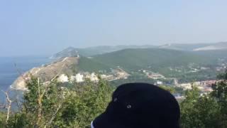 На горе Солдатской 186 метров в Сукко