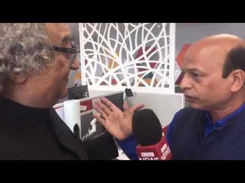 Tarek Fatah slams BBC Hindi reporters on distorting historical facts.