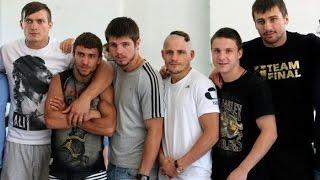 Олимпийская сб.Украины по боксу-2012.  Тренировочный сбор в Тысовце