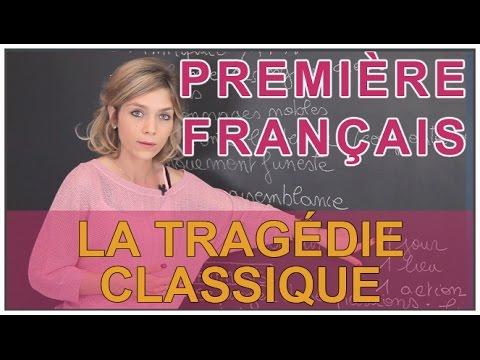 La Tragedie Classique Francais Premiere Les Bons Profs Youtube