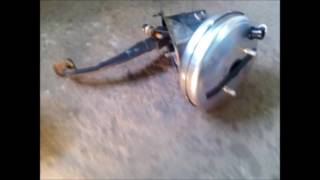 Замена вакуумного усилителя тормозов ВАЗ 2109