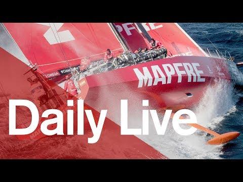 1300 UTC Daily Live – Tuesday 12 December | Volvo Ocean Race