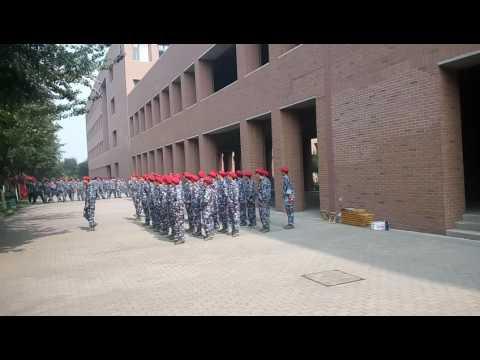 Tianjin CSMC School 2016