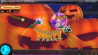 Project Diva F2nd Halloween Party Edit Extreme Perfect SUICIDE Great