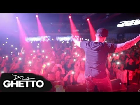 De La Ghetto - Living Night Club. (Cali, Colombia) [Live]