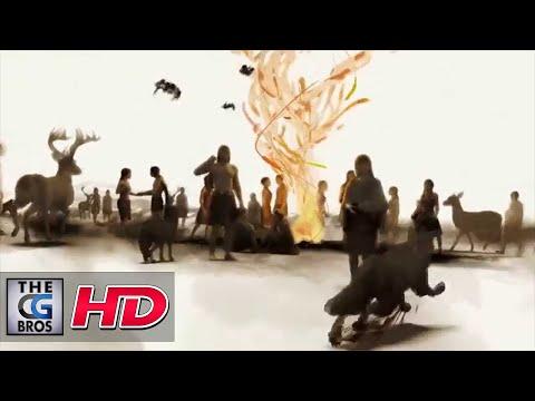 "CGI 3D Short Spot : ""Chumash"" - by Blacklist.tv"