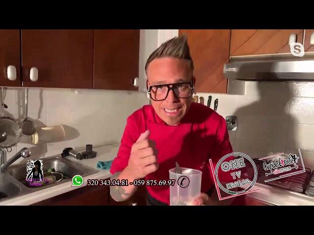 Le ricette dello Chef - IN DIRETTA CON SONIA