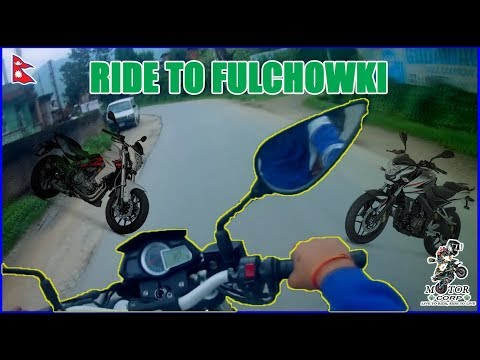 Ride To Fulchowki |NS200| |BenelliTNT300| |MotorCorp| |Episode 1|