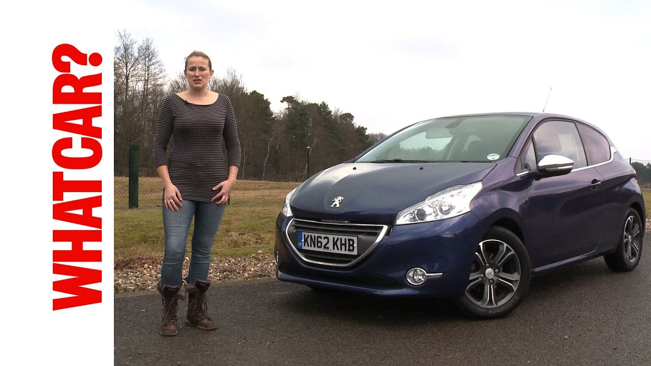 2013 Peugeot 208 review - What Car? - YouTube