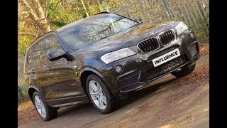 2012 BMW X3 F25 xDRIVE M SPORT 20D 2.0 - Video Showcase for Influence Cars