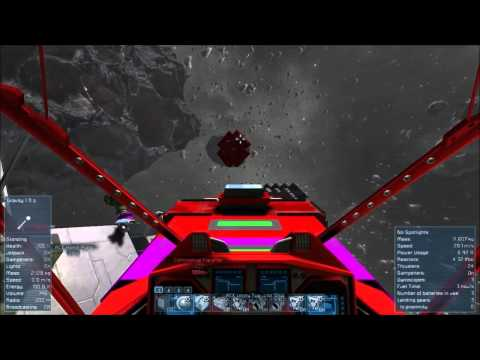 Space Engineers: Utility tug