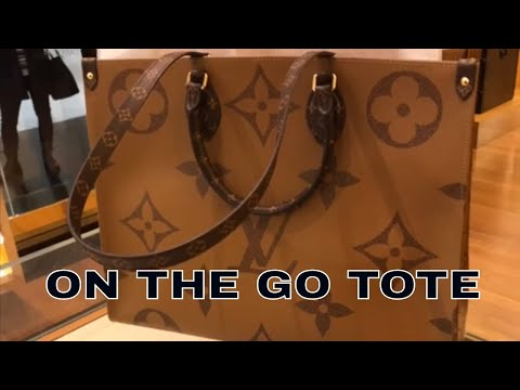 Louis Vuitton On The Go Tote|New Coach Field Tote Bag|Home Goods Finds