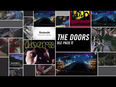 Rocksmith 2014 Edition: The Doors Song Pack II