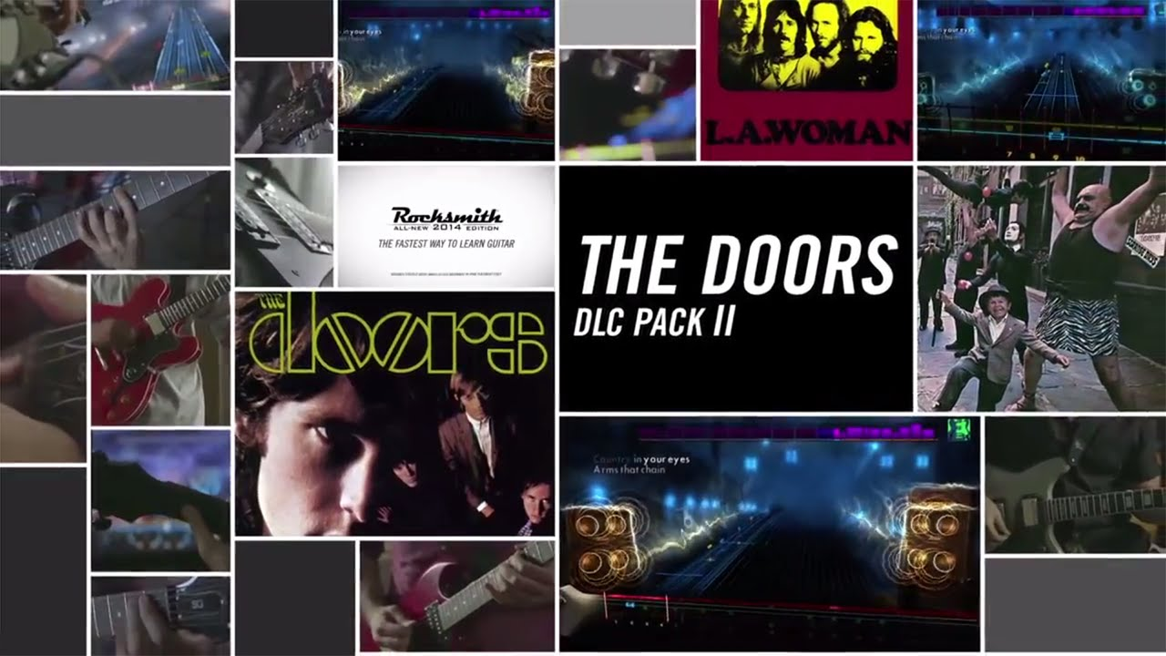 Rocksmith 2014 Edition The Doors Song Pack II