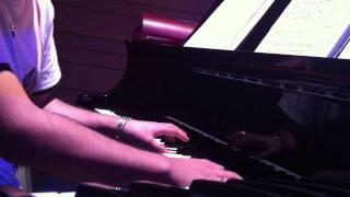 ヤマハの現行最高級のピアノが置いてあったのでエヴァ劇伴弾いてみた thumbnail