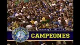 Navegantes del Magallanes - CAMPEON 2012 - 2013 LVBP
