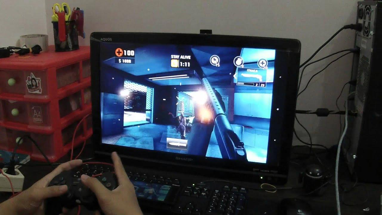 Dead Trigger 2 - Sony Xperia Z - MHL HDMI