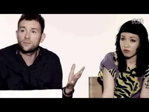 Damon Albarn & Yukimi Nagano Interview - DAZED & CONFUZED (2010)