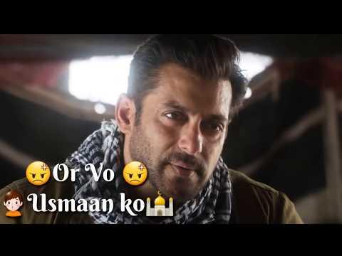    Tiger Zinda Hai   Movie Dialogue  ...