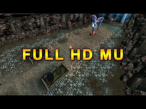 Mu Online в Full HD - новый игровой клиент