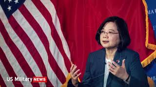 CHINA vs US News Today! China warns the US not to 'Play with fire' mp4