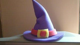 Sombrero halloween / halloween hat..subtitle.... 256