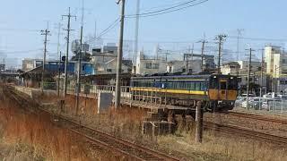 JR三江線 江津駅