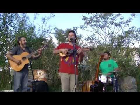 PACHI HERRERA- BAILECITO DE LOS YUYOS-EN WICHAN RANQUEN