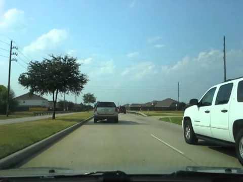 Driving Around