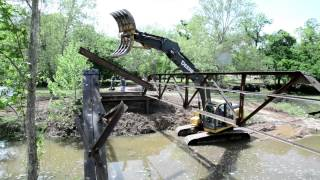 Big Creek Bridge Construction